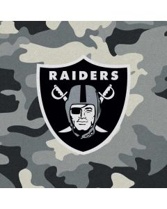 Oakland Raiders Camo Bose QuietComfort 35 Headphones Skin