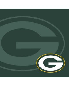 Green Bay Packers Double Vision HP Pavilion Skin