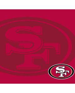 San Francisco 49ers Double Vision HP Pavilion Skin