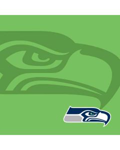 Seattle Seahawks Double Vision Generic Laptop Skin