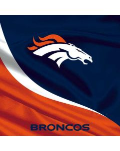 Denver Broncos Dell Chromebook Skin