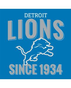 Detroit Lions Helmet Apple TV Skin