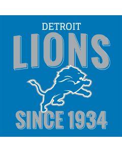 Detroit Lions Helmet HP Pavilion Skin