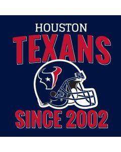 Houston Texans Helmet Surface RT Skin