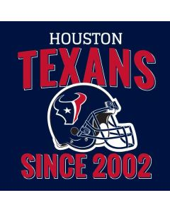 Houston Texans Helmet Cochlear Nucleus Freedom Kit Skin