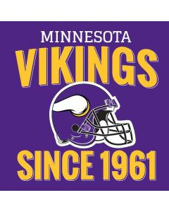 Minnesota Vikings Helmet Incipio DualPro Shine iPhone 6 Skin