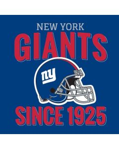 New York Giants Helmet HP Pavilion Skin