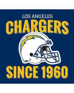 Los Angeles Chargers Helmet HP Pavilion Skin