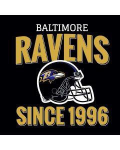 Baltimore Ravens Helmet Apple TV Skin