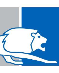 Detroit Lions Retro Logo Apple TV Skin