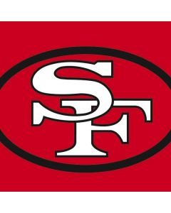 San Francisco 49ers Retro Logo HP Pavilion Skin