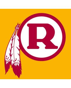 Washington Redskins Retro Logo HP Pavilion Skin