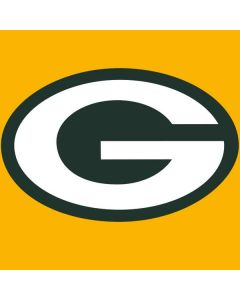 Green Bay Packers Large Logo Dell Inspiron Skin