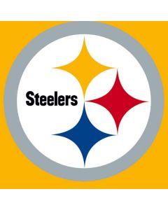 Pittsburgh Steelers Large Logo Galaxy Book 12in Skin