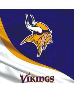 Minnesota Vikings Dell Chromebook Skin