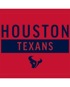 Houston Texans Red Performance Series Google Home Hub Skin