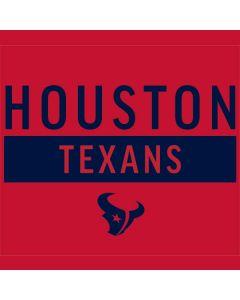 Houston Texans Red Performance Series Galaxy Note 10 Plus Waterproof Case