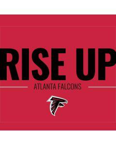Atlanta Falcons Team Motto LifeProof Nuud iPhone Skin