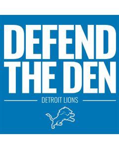 Detroit Lions Team Motto One X Skin