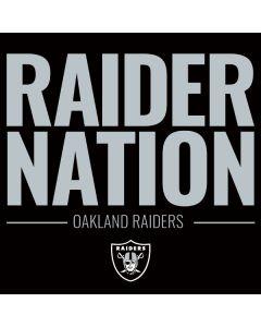 Oakland Raiders Team Motto Studio Wireless Skin