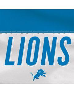 Detroit Lions White Striped HP Pavilion Skin