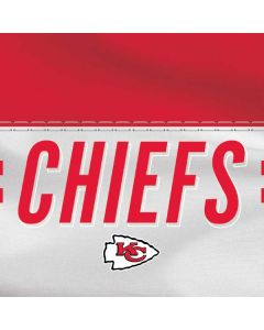 Kansas City Chiefs White Striped Galaxy S8 Plus Lite Case