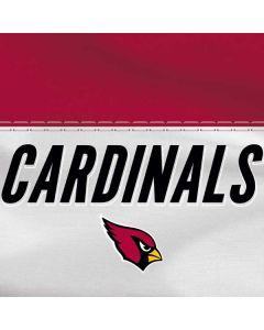 Arizona Cardinals White Striped Apple TV Skin