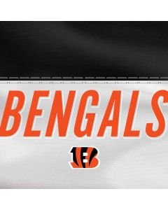 Cincinnati Bengals White Striped Apple TV Skin