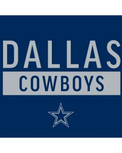 Dallas Cowboys Blue Performance Series Wii (Includes 1 Controller) Skin