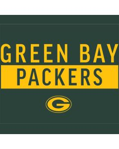 Green Bay Packers Green Performance Series Asus X202 Skin