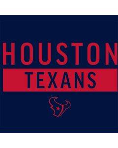 Houston Texans Blue Performance Series Cochlear Nucleus 5 Sound Processor Skin