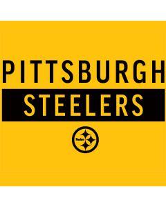 Pittsburgh Steelers Yellow Performance Series AWS DeepRacer Skin