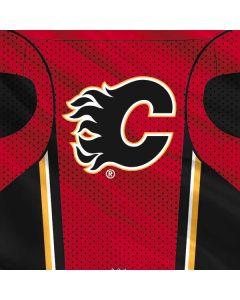 Calgary Flames Home Jersey PS4 Controller Skin