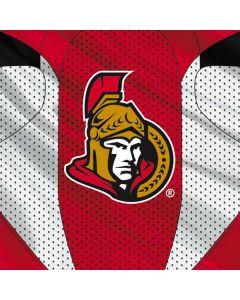 Ottawa Senators Home Jersey Moto X4 Skin