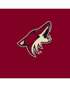 Arizona Coyotes Solid Background iPhone 6/6s Skin