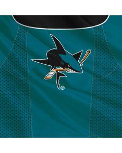 San Jose Sharks Home Jersey Generic Laptop Skin