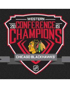Western Conference Champions 2015 Chicago Blackhawks Apple TV Skin