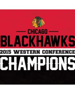 Chicago Blackhawks 2015 Western Conference Champs Apple TV Skin