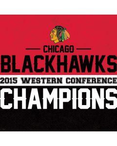 Chicago Blackhawks 2015 Western Conference Champs Apple TV Skin