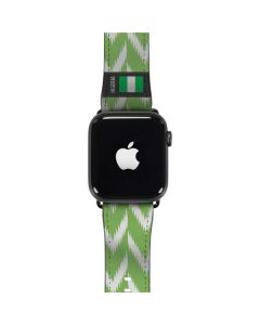 Nigeria Soccer Flag Apple Watch Band 42-44mm