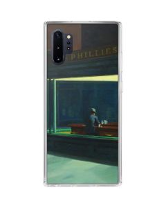 Nighthawks 1942 Galaxy Note 10 Plus Clear Case