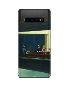 Nighthawks 1942 Galaxy S10 Plus Skin