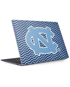 North Carolina Chevron Print Surface Laptop 3 13.5in Skin