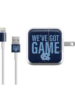 North Carolina Got Game iPad Charger (10W USB) Skin