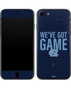 North Carolina Got Game iPhone SE Skin