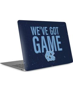 North Carolina Got Game Apple MacBook Air Skin