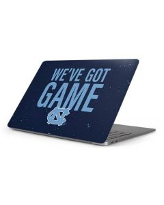 North Carolina Got Game Apple MacBook Pro 16-inch Skin