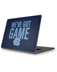 North Carolina Got Game Apple MacBook Pro 17-inch Skin
