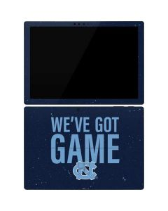 North Carolina Got Game Surface Pro 7 Skin
