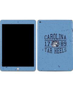 North Carolina Tar Heels 1789 Apple iPad Skin